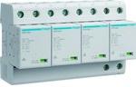 Ogranicznik przepięć T1 kombinowany 4P sieć TN-S Iimp=100kA Up≤1,5kV