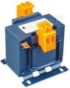 Transformator jednofazowy STM 63VA 230/24V IP00 separacyjny lub bezpieczeństwa z karkasem jednokomorowym