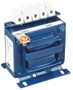 Transformator jednofazowy TMM 160VA 230/24V IP00 separacyjny lub bezpieczeństwa z karkasem dwukomorowym
