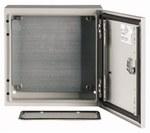 Obudowa z płytą montażową (300x300x150) CS-33/150
