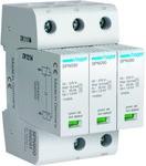 Ogranicznik przepięć T1+T2 MOV 3P sieć TN-C Iimp=37,5 kA Up≤1,5kV