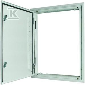 BPA-U-3S-600/15 Drzwi z ramą IP 43 typ BPA-U-3S, szerokość 600 mm