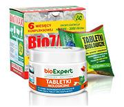 Tabletki i preparaty do szamb i oczyszczalni ścieków